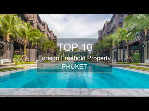 Top 10 Phuket Foreign Freehold Property for Sale - February 2021 - Phuket.Net Real Estate