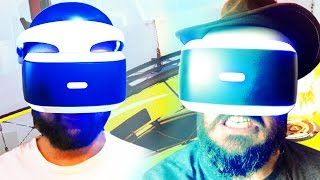 RIGS Gameplay | Mechanized Combat League | Playstation VR Gameplay | PSVR RIGS Gameplay