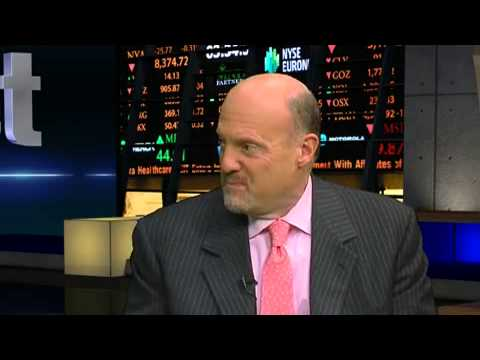 Cramer: Gold Coins Not Gold ETF's