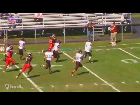 Reggie Carroll Junior Football Highlights 2013