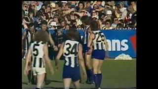 1977 VFL Grand Final- September 24, 1977- Final Quarter