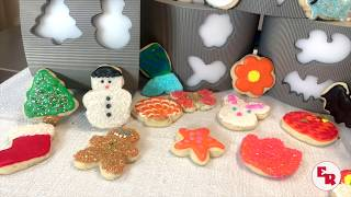Holiday Cookie Production | Bakery Equipment | Wire-Cut, Wire Release Machine | Depositor | Formatic