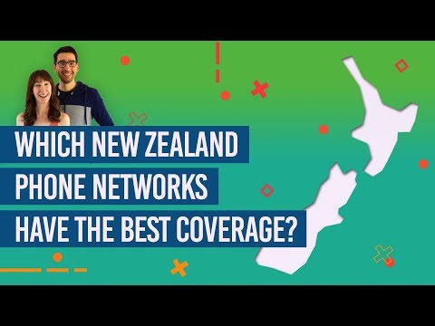Which New Zealand Phone Network Has The Best Coverage?