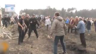 BEST police fight 2013 in Russia