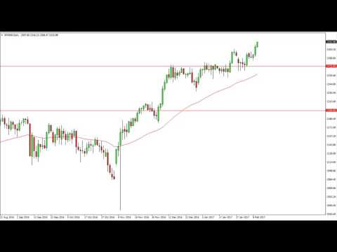 S & P 500 and NASDAQ 100 Technical Analysis for February 13 2017 by FXEmpire.com