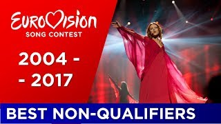 Eurovision entries that should've qualified for the Final