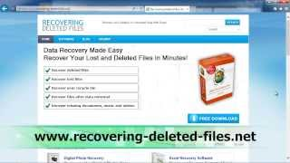 SD Card Recovery - Recover SD Card In MINUTES