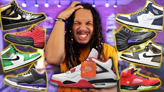 JORDAN BRAND WHAT DID YOU DO (RANT) !!! JORDAN BRAND'S 2020 HOLIDAY COLLECTION REVEALED !!!