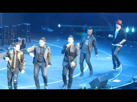 You Got It (The Right Stuff) by New Kids On The Block, SAP Center, 1/28/17 iHeart80s Party