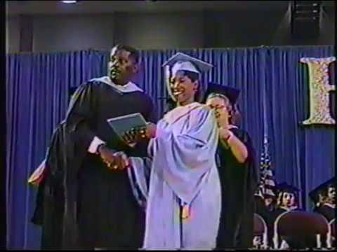 1996 James Madison Senior High School Graduation Part 2