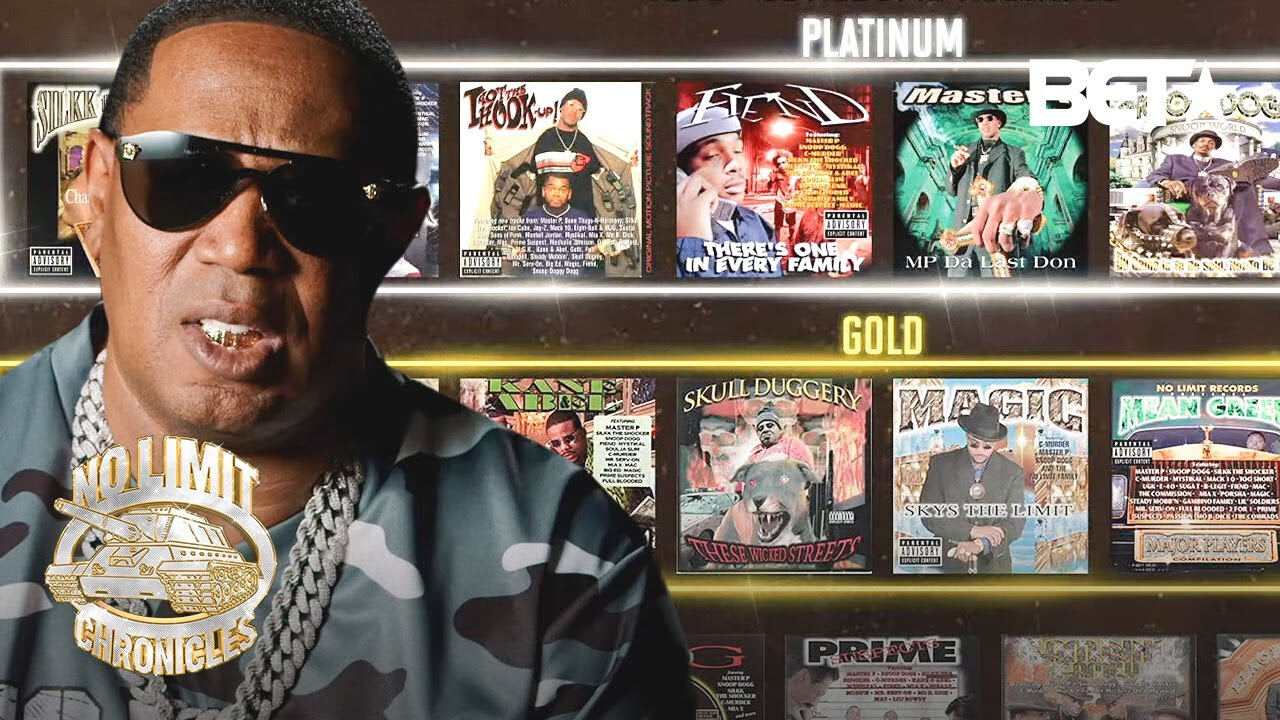 The Rise Of Master P & The 'No Limit Records' Empire - No Limit Chronicles Full Episod