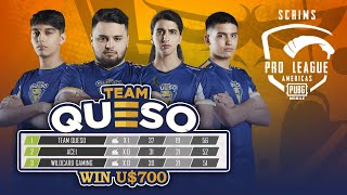 SCRIMS PMPL WIN | TEAM QUESO [PUBG MOBILE] AXEEL YouTube Videos