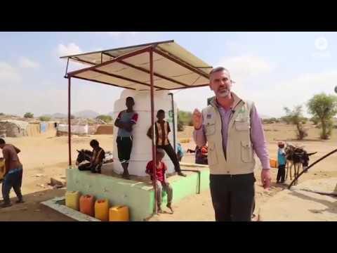 Rehabilitating Wells - Hajjah - Yemen -  (إعادة تأهيل الابار – حجة اليمن (مترجم