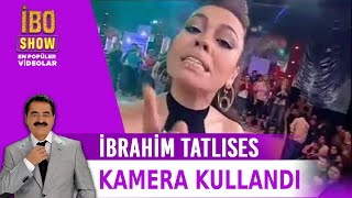 Lara - Adam gibi adam & İbrahim Tatlıses kamera kullandı (İbo Show 2006)
