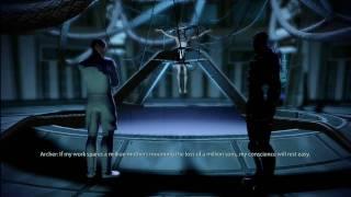 Mass Effect 2: Overlord DLC - Good Ending