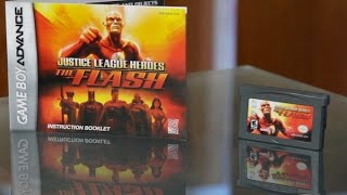 Justice League Heroes: The Flash Classic Cartridge Review