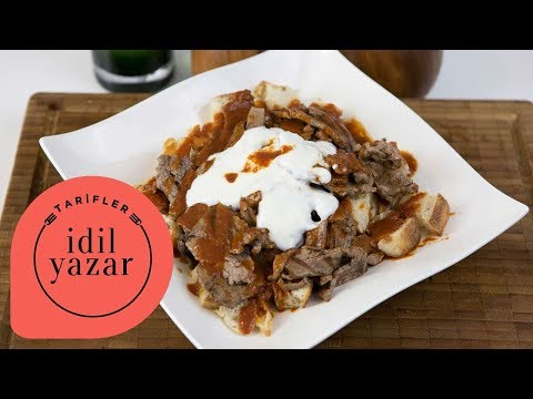 How To Make İskender Kebab At Home – İdil Yazar – Recipes