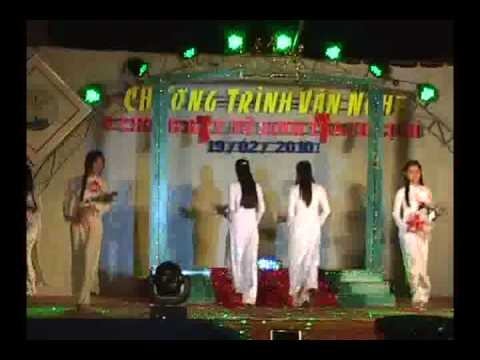 Chung kết nữ sinh thanh lịch trường THPT Phạm Phú Thứ   Điện Trung   Điện Bàn   Quảng Nam 2