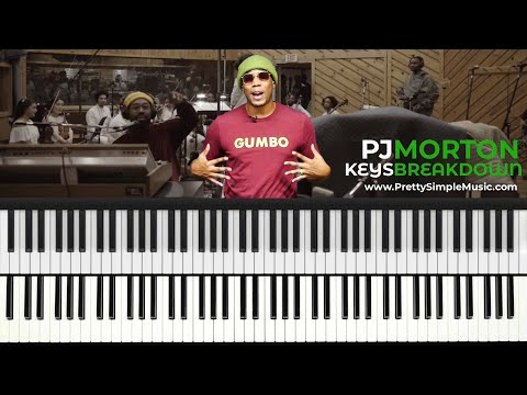 PJ Morton: NPR Music Tiny Desk   BREAKDOWN