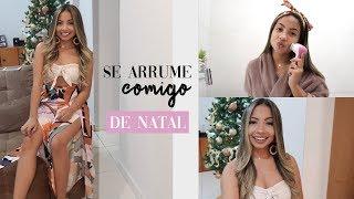 SE ARRUME COMIGO PARA O NATAL COM VISUAL NOVO l Ariel Martins