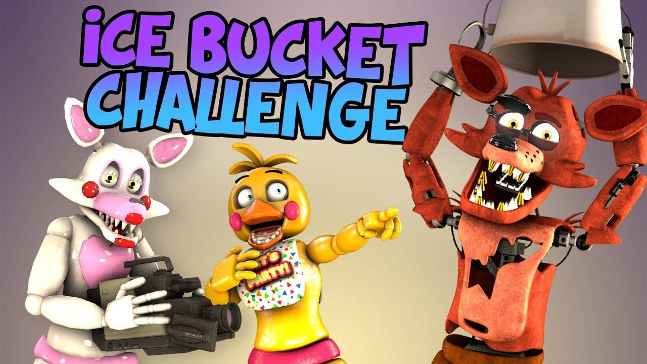 [SFM] Foxy Hace El Ice Bucket Challenge