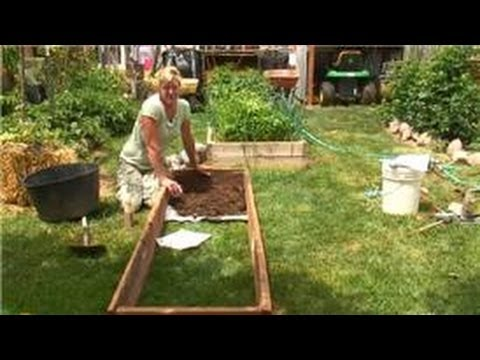 Merveilleux Preparing Your Garden : How To Get Rid Of Grass For A Raised Garden