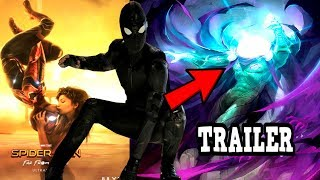 Spider-Man Far From Home TRAILER Breakdown From Comic Con