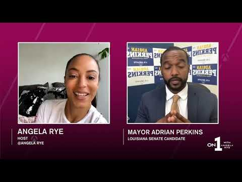MEET THE CANDIDATE: Adrian Perkins (US Senate Louisiana)