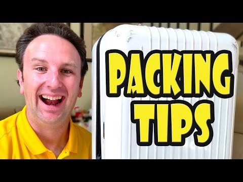 how-to-pack-like-a-professional-traveler:-20-tips-from-a-pro
