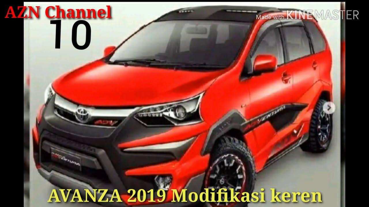 44+ Modifikasi Mobil Avanza 2019 Gratis Terbaik