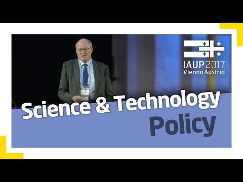 Malcolm Harbour: Challenges for the European Scientific Landscape