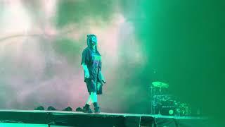 Billie Eilish Coachella - WHEN I WAS OLDER