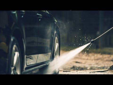 Volkswagen Engine Steam Wash