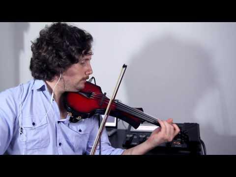 Cantini Sonic Electric/Midi Violin - Alessandro Cosentino - For Sephora