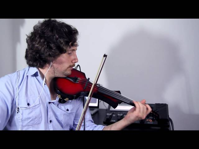 Cantini Sonic Electric/Midi Violin - Alessandro    - With Loop
