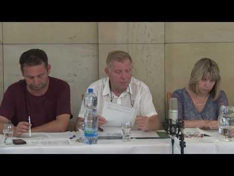 Zastupitelstvo města Hoštky - 4  zasedání 26.6.2019