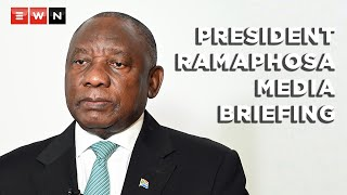 President Cyril Ramaphosa held a media briefing following the budget debate in Parliament. Here are the highlights.  #Digitalvibes #Loadshedding #Ramaphosa