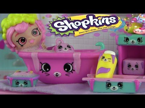 видео: Петкинс - Шопкинс happy home 3 happy places bubbleisha  kikityki