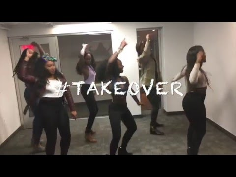 KWAMZ & FLAVA - TAKEOVER (OFFICIAL DANCE VIDEO)