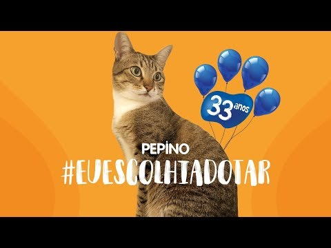 #EuEscolhiAdotar: Carla e Pepino