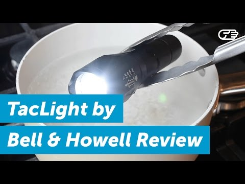 TacLight by Bell & Howell Reviews - Is it a Scam or Legit?