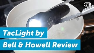 TacLight by Bell & Howell Review   HighYa