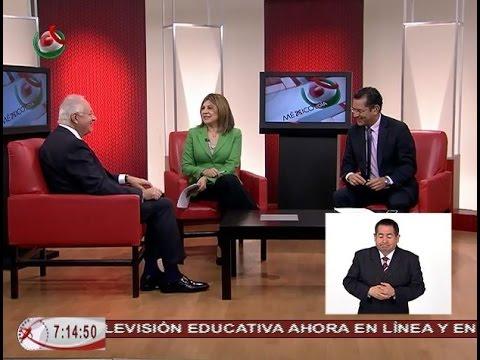 09/11/15 Luis Díaz, Rector de la Escuela Libre de Derecho