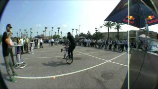 Terry Adams Red Bull Demo in Orlando with Chad DeGroot
