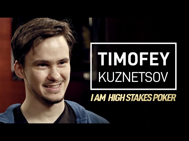 Timofey 'Trueteller' Kuznetsov - I Am High Stakes Poker