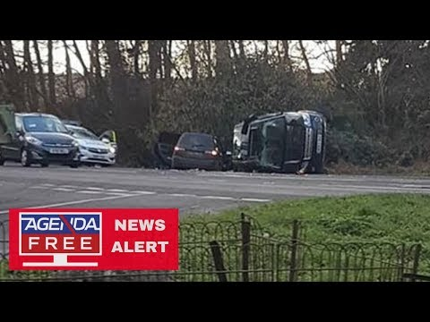 Prince Philip, 97, Crashes While Driving - LIVE COVERAGE