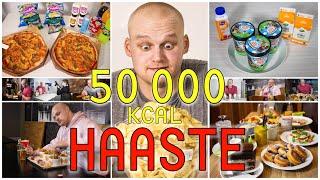 50 000 KCAL HAASTE
