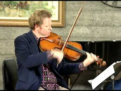 Menuett from Suite in D minor by Marin Marais