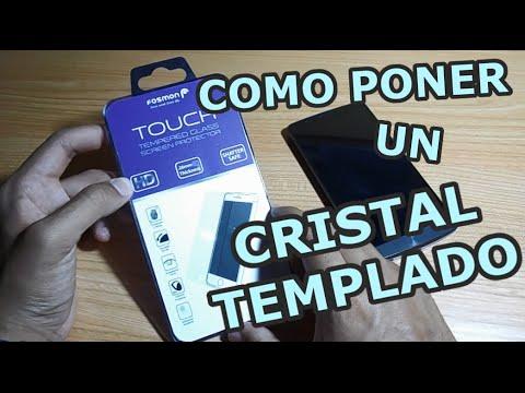 Tutorial c mo poner un cristal templado en tu movil youtube - Como poner vinilo en cristal ...