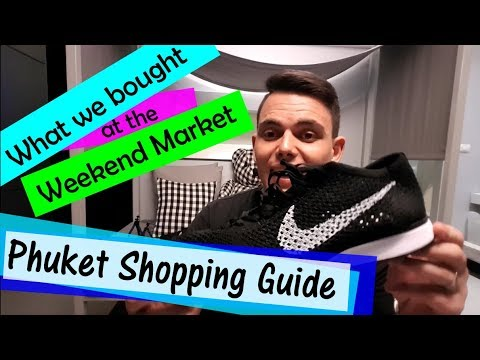 Phuket Shopping Guide   Naka Weekend Market